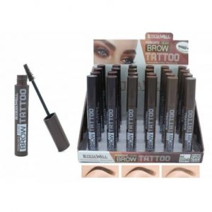 MASCARA SOURCILS BROWN TATTOO LETICIA WELL