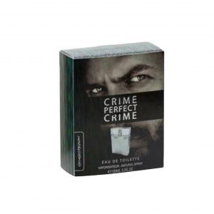 EAU DE TOILETTE HOMME CRIME PERFECT CRIME 100ML. GEORGES MEZOTTI